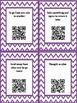 QR Hunt: 2nd Grade Reading Wonders Vocabulary Unit 3 Week