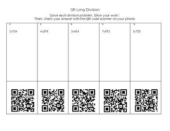 QR Long Division