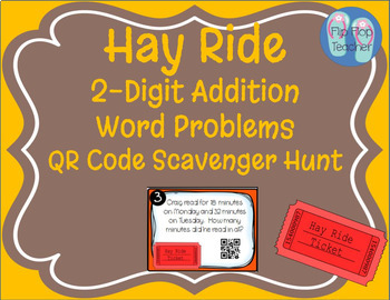 QR Scoot Math Bundle - 8 Activities Included!