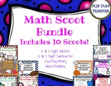 Math Scoot Bundle - 10 Activities Included!