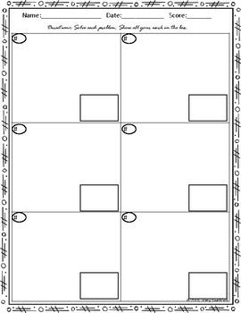 QR Math Pong: Solving Linear Equations