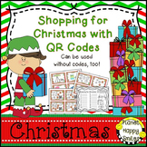 Christmas Activity ~ Christmas Shopping: QR Money Matching