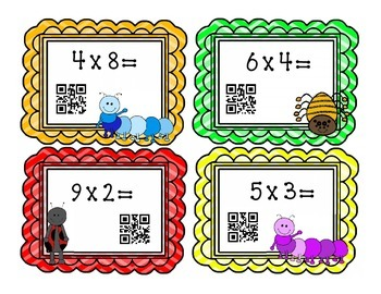 Bug QR Multiplication: Eww! They're Multiplying, It's Terrifying!