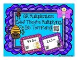 Bug QR Multiplication: Eww! They're Multiplying, It's Terrifying!