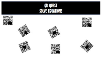 QR Quest for Solving Equations