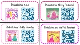 QR Read Alouds - Pinkalicious