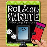 QR Roll, Scan & Write a Reading Response Paragraph About ANY Book