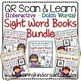 QR Scan & Learn~ Interactive Sight Word Book {Dolch Bundle}
