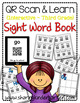QR Scan & Learn~ Interactive Sight Word Book {THIRD GRADE}