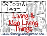 QR Scan & Learn~ Living and Non Living