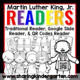 QR Scan & Learn~ MLK Jr. Book