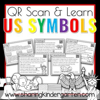 QR Scan & Learn~ US Symbols