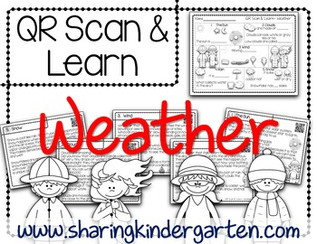 QR Scan & Learn~ Weather