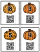 QR Math Scavenger Hunt - Addition & Subtraction to 20