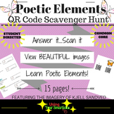QR Scavenger Hunt - Figurative Language