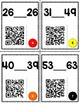 QR Math Scavenger Hunt - Greater Than, Less Than, Equal To