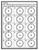 QR Math Scavenger Hunt - Telling Time