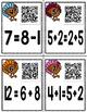 QR Math Scavenger Hunt - True Equations