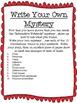 QR Scavenger Hunt for 3rd Grade Language Interactive Notebook