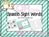 QR Sight Words (Spanish)