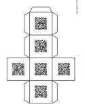 QR Similes Cubes