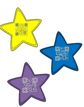 QR Codes Star Addition
