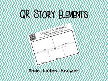 QR Story Element