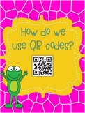QR Tutorial for Classroom Use