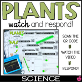 QR Watch and Respond Sheet PLANTS - May