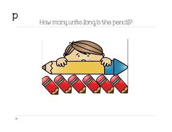 QR Pencil Measurement