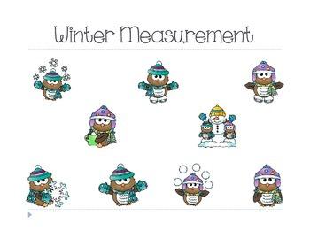 QR Winter Measurement