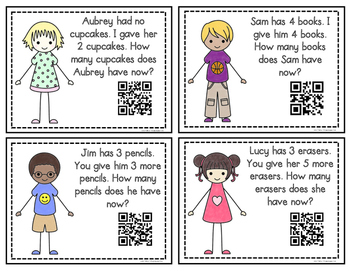 QR Word Problems
