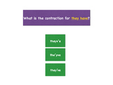 QR code Contraction Game 2