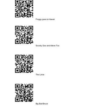 QR code Stories