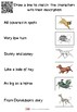 QR code comprehension activity pack- Hairy Maclary from Donaldsons dairy