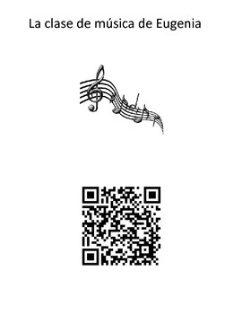 QR code la clase de música de Eugenia #5