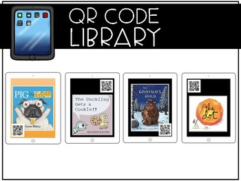QR code library