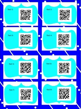 QR code practice- compound words