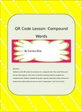 QR code practice- compound words