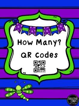 QR code How many?