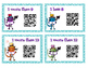 QR codes 1 more, 1 less to 20 - Kindergarten Tek 2f
