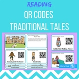 QR codes Traditional Tale Reading Stories