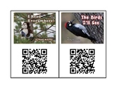QR codes Unite for Literacy Book Station