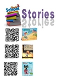QR codes for listening to reading