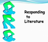 QRQ: Responding to Literature