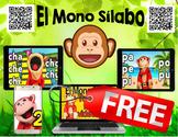 Spanish QR Codes - Mono Silabo - TeacherTube Videos - FREE