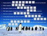QRazy Quest - Arctic & Antarctic Animals (QR Code Activity)