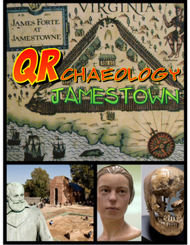 QRchaeology: A Jamestown Dig