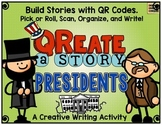 QReate A Story: Presidents!  QR Codes and Creative Writing