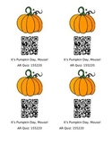 QRs for ARs October